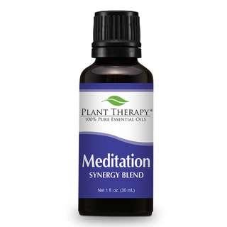 🚚 Essential Oil Meditation Synergy Plant Therapy