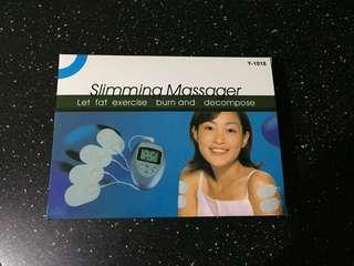 Slimming massager/ pain reducing / TENS (including postage)