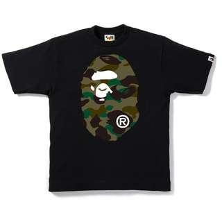 Bathing ape big head