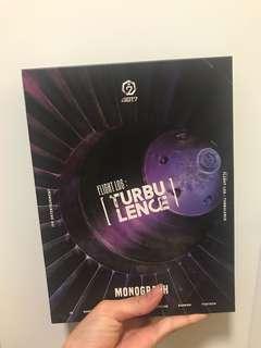 GOT7 TURBULENCE MONOGRAPH