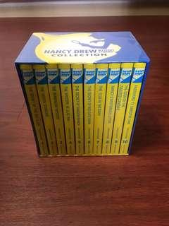 Nancy Drew Mystery Stories Collection: 10 Book Box Set