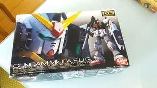 高達模型 Gundam  MK - II A.E.U.G