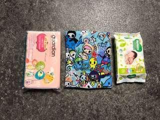 Sea Amo Travel Tissue Pouch