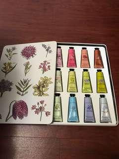 Crabtree & Evelyn Ultra Moisturizing Hand Therapy Gift Box Set