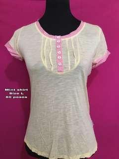 Mint Shirt #99sale