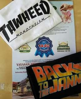 🚚 TAWHEEED  (THRASHER STYLE) AND BACK TO THE JANNAH ISLAMIC T.