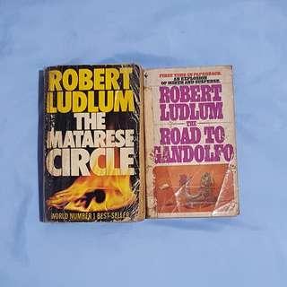 Robert Ludlum Book Bundle