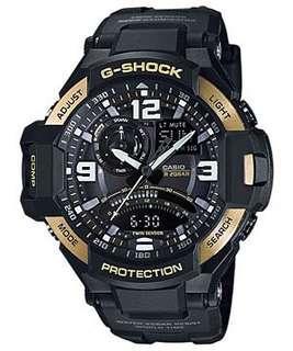 Casio G-Shock Watch GA-1000-9GD