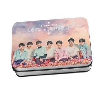 BTS LOVE YOURSELF PROGRAM BOOK LOMO CARDS