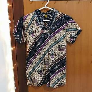 Women Batik Top