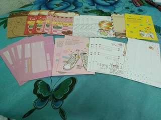 Assorted Stationery Envelope Set
