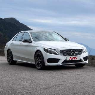 Mercedes-AMG C 43 4MATIC