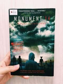 ENGLISH NOVELS Monument 14