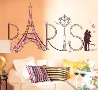 Sticker PARIS Lucu