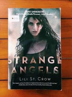 ENGLISH NOVELS Strange Angels