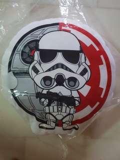 Star Wars Storm Trooper Cushion