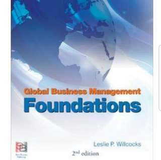 ✨ Global Business Management Foundations