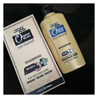 Soft plus Anti dandruff shampoo