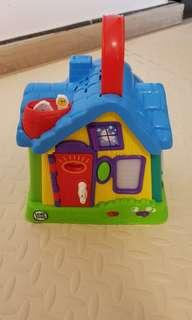 Leapfrog activity house