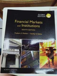 🚚 Financial markets and institutions
