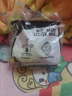 McDonald's Mr Men Little Miss series: Mr Funny and Little Miss Whoops #3x100