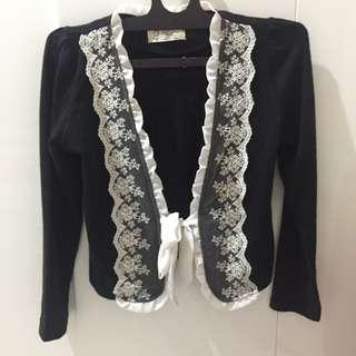Korean lace outer
