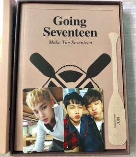 [WTS] SEVENTEEN Going Seventeen 'Make The Seventeen' Version Album
