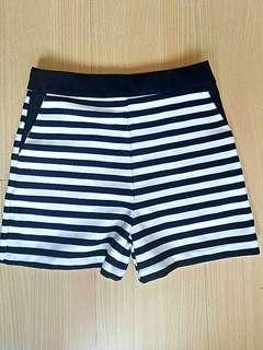 Stripes Shorts (Size: XS - S)