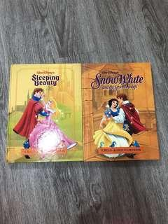 Walt Disney's Princess Storybooks