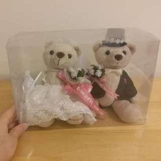 Wedding Bears 結婚公仔熊[100% NEW]