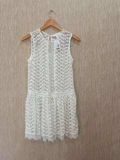 Forever 21 lace dress new with tag