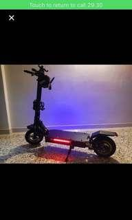 URGENT! LOOKING FOR E SCOOTER