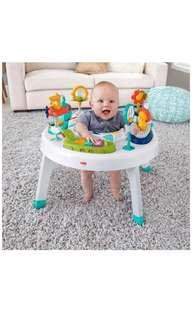 Fisher-Price 2-in-1 Sit to Stand Activity Center (For Rent)