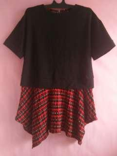Korean Blouse Zara Original