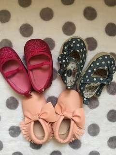 Take All - Baby Girl's Shoes
