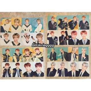 [WTS] BTS 4th Muster Japan Fanmeeting Happy Ever After Mini Photocard Set