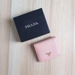 Prada bifold wallet #seppayday