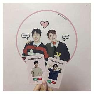 wanna one | onghwang fanpack