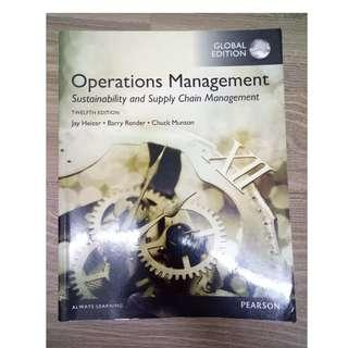 作業管理12版Operations Management
