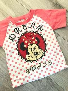 米妮衛衣 Minnie T Shirt