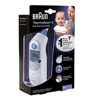 🚚 Braun Thermoscan IRT6500
