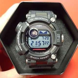 💪🏽💪🏽💪🏽 100% Authentic Depth Sensor Quad Casio Gshock GWFD1000 GWF-D1000 Frogman Diver with FREE DELIVERY SPECIAL PRICE G-Shock