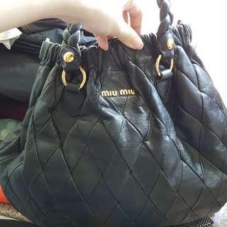 Miu Miu兩用袋
