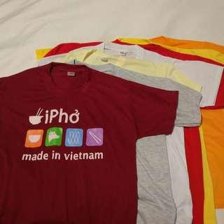 All 7 iPho cotton tops for $5