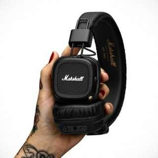 Marshall Major 2 Wireless