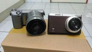 🚚 教學用的樣品相機