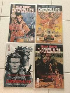 Chrononauts (Complete Set)