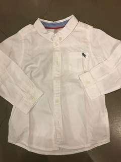H&M Baby Dress Shirt 幼兒恤衫