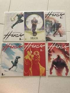 Huck (Complete Set)