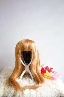 Golden Long Wig (55cm)